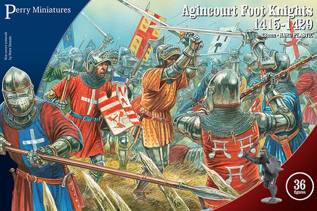 Agincourt Foot Knights (1415-1429)