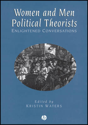 Women and Men Political Theorists by Kristin Waters image