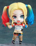 Suicide Squad: Nendoroid Harley Quinn - Articulated Figure