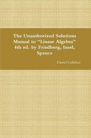 Popular to favorit 266 solutions to problems from linear algebra 4t….
