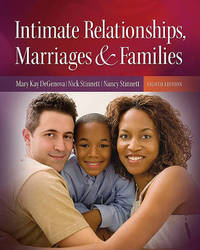 Intimate Relationships, Marriages & Families by Mary Kay Degenova image