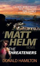 Matt Helm - The Threateners by Donald Hamilton