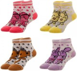 Five Nights at Freddy's: Ankle Socks (4-Pack)