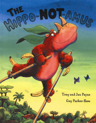 Hippo-Not-Amus by Jan Parker