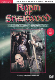 Robin of Sherwood - Season 3 on DVD image