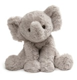 Gund Cozys: Grey Elephant - Small Plush