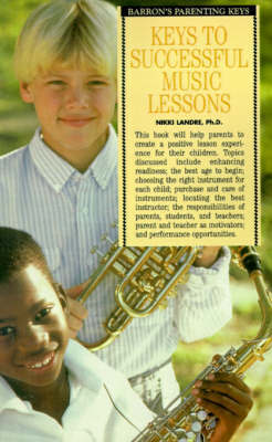 Keys to Successful Music Lessons by Nikki Landre image