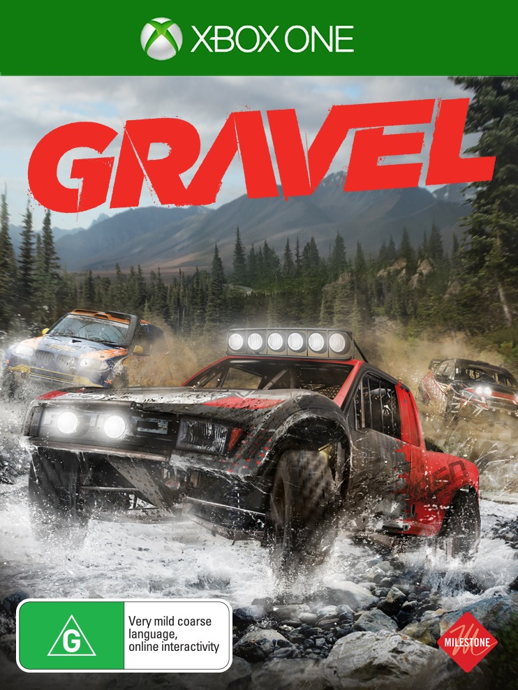 Gravel for Xbox One image