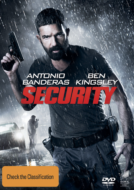 Security on DVD