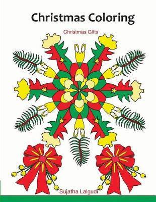 Christmas Coloring by Sujatha Lalgudi