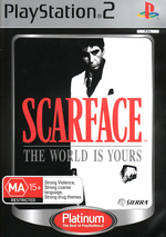 Scarface: The World is Yours (Platinum) for PlayStation 2