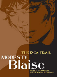 Modesty Blaise by Peter O'Donnell image