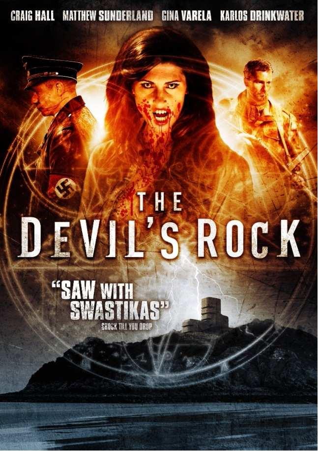 The Devil's Rock on DVD image