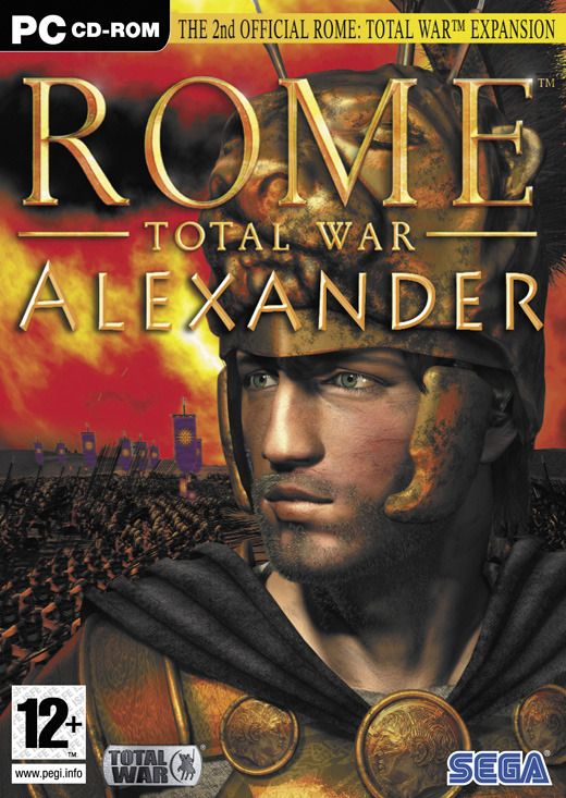 Rome: Total War - Alexander (Gamer's Choice) for PC Games
