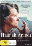 Hannah Arendt on DVD