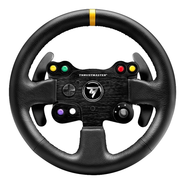 Thrustmaster TM Leather 28 GT Wheel Add-On (PS4, PS3, Xbox One & PC) for PS4