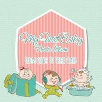 My First Baby Photo Album by Speedy Publishing LLC
