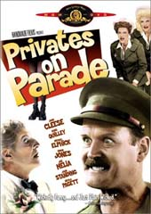 Privates on Parade on DVD