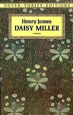 Daisy Miller by Henry James image