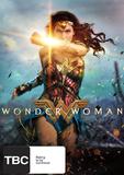 Wonder Woman (2017) DVD