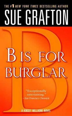 B Is for Burglar by Sue Grafton image