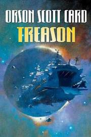 Treason by Orson Scott Card image