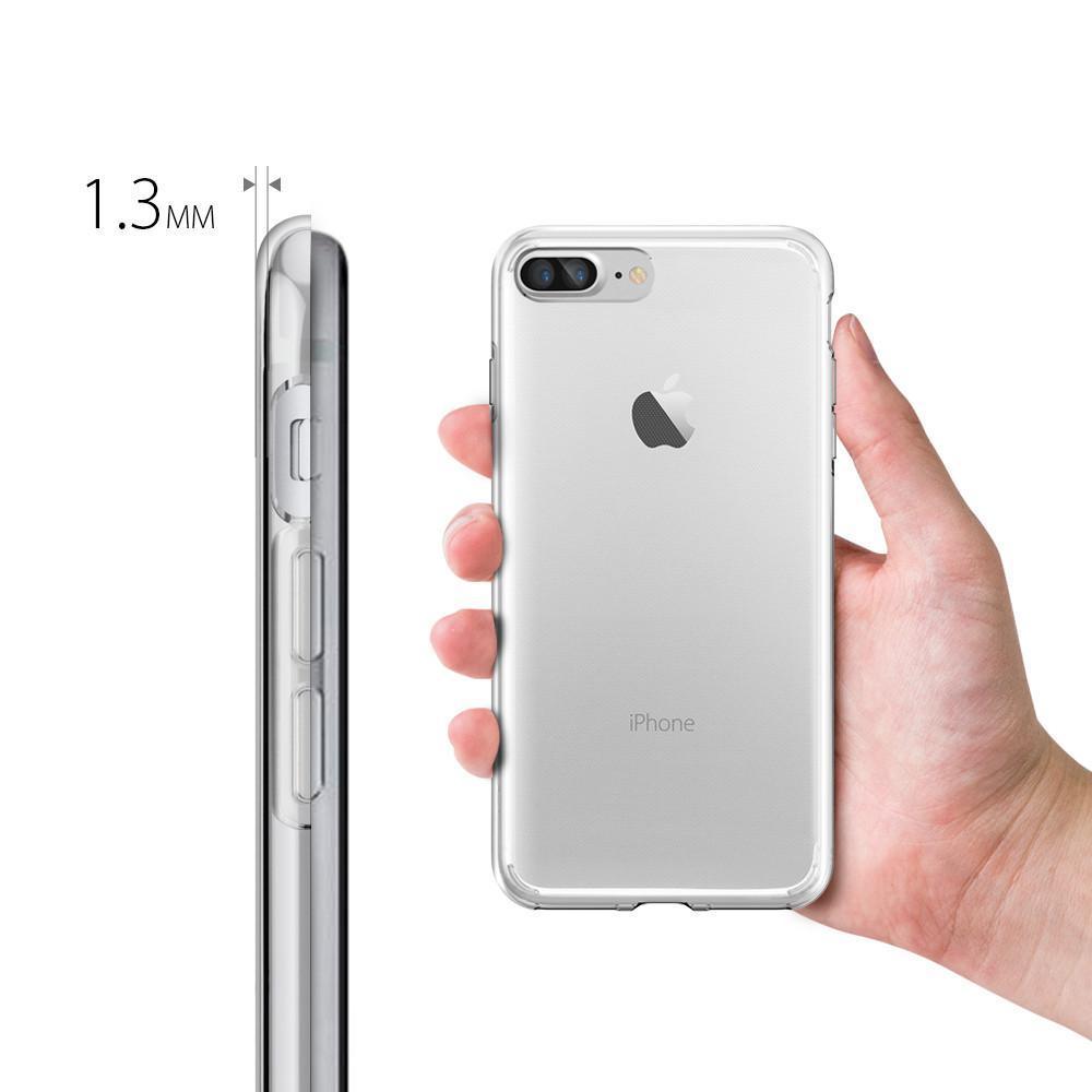 Spigen: iPhone 7 Plus - Liquid Crystal Case (Clear) image
