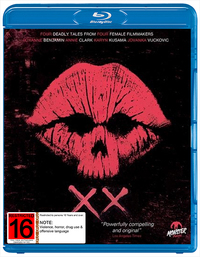 XX on Blu-ray