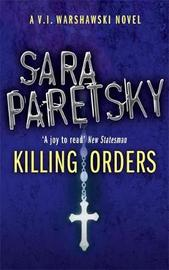 Killing Orders by Sara Paretsky