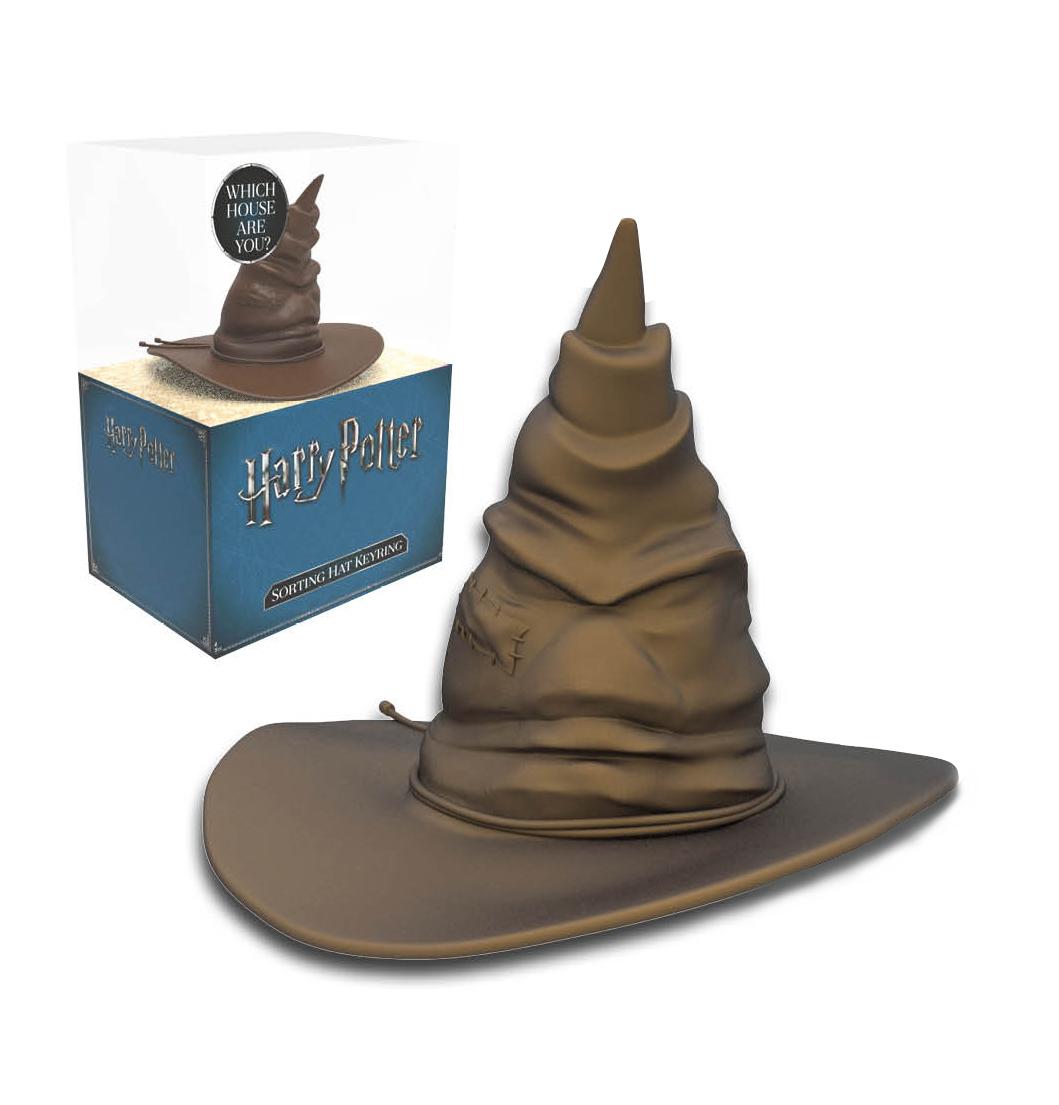 Harry Potter: Sorting Hat Keyring image