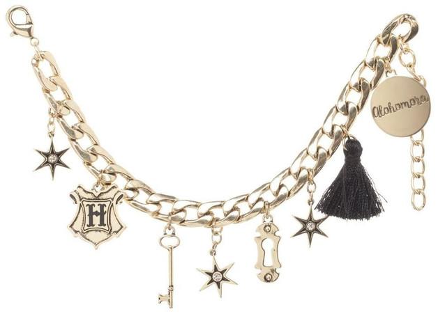 Harry Potter: Alohomora - Charm Bracelet
