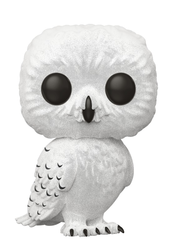 Harry Potter - Hedwig (Flocked) Pop! Vinyl Figure