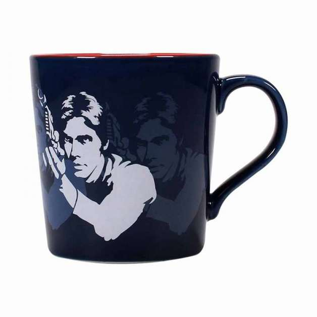 Star Wars - Han Solo Tapered Mug