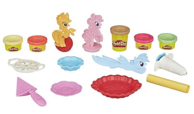 Play-doh: My Little Pony - Ponyville Pies Set