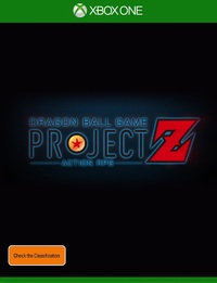 Dragon Ball Project Z for Xbox One