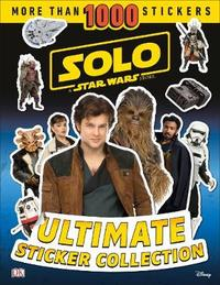 Solo A Star Wars Story Ultimate Sticker Collection by Beth Davies image
