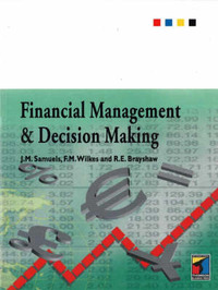 Financial Management and Decision Making by J.M. Samuels image