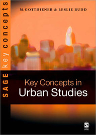 Key Concepts in Urban Studies by Mark Gottdiener image