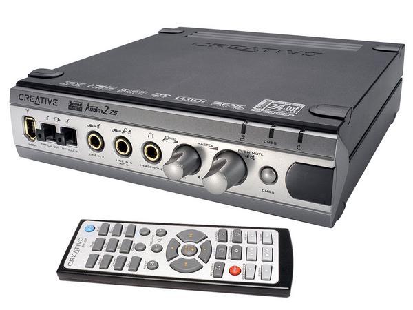 Creative Sound Blaster Audigy 2 ZS Platinum image