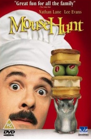 Mousehunt on DVD image