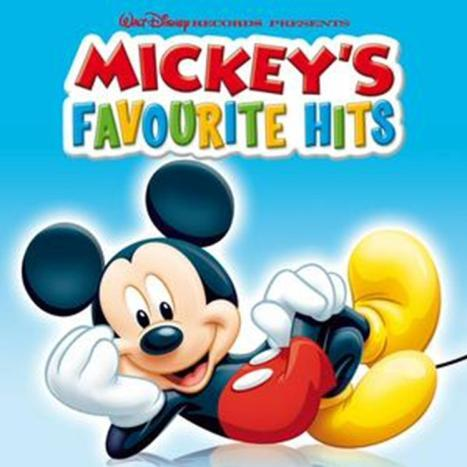 Mickey's Favourite Songs by Various