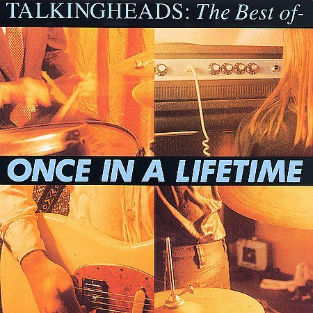 Once In A Lifetime by Talking Heads
