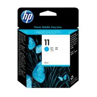 HP No. 11 Cyan Ink Cartridge