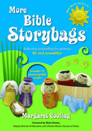 More Bible Storybags by Margaret Cooling
