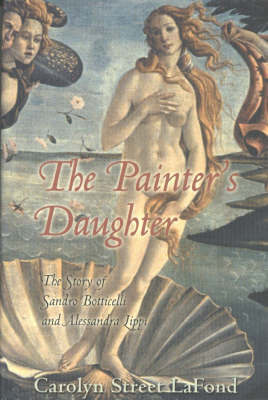 The Painter's Daughter by Carolyn Street LaFond image