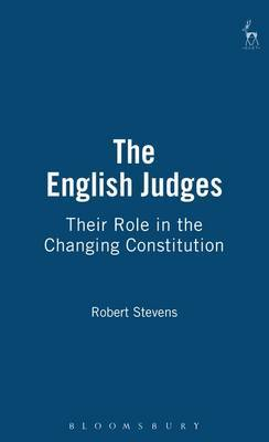 The English Judges by Robert Stevens