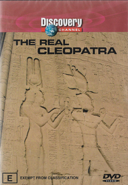 Discovery Channel - The Real Cleopatra on DVD
