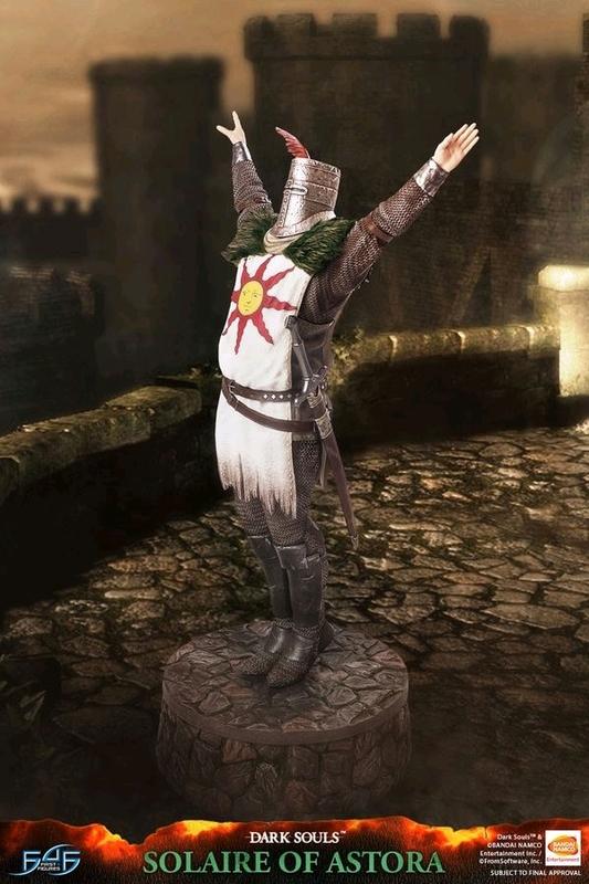 "Dark Souls - Solaire of Astora 18"" Statue"