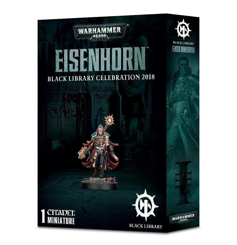 Warhammer 40,000: Eisenhorn image