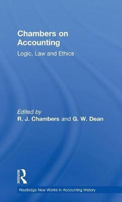 Chambers on Accounting by R.J. Chambers image